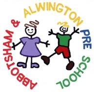Abbotsham and Alwington Pre-School Logo